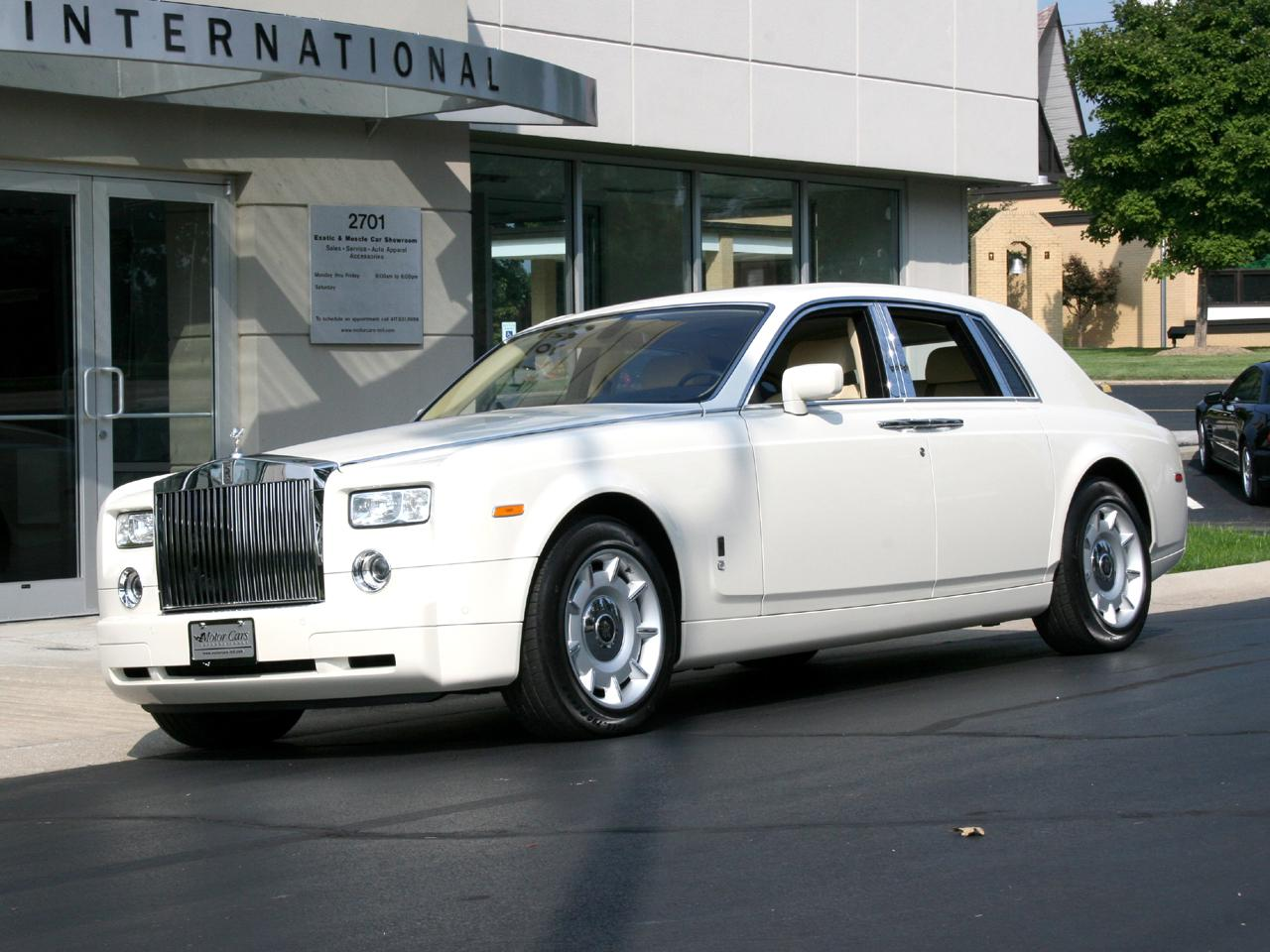 2004 Rolls royce Phantom #4