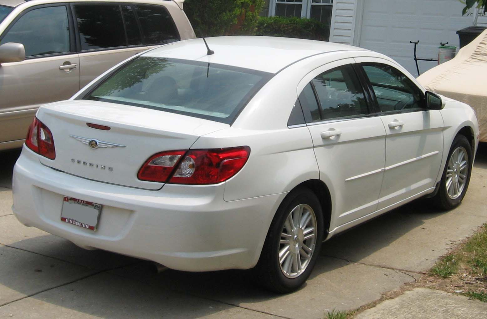2007 Chrysler Sebring #14