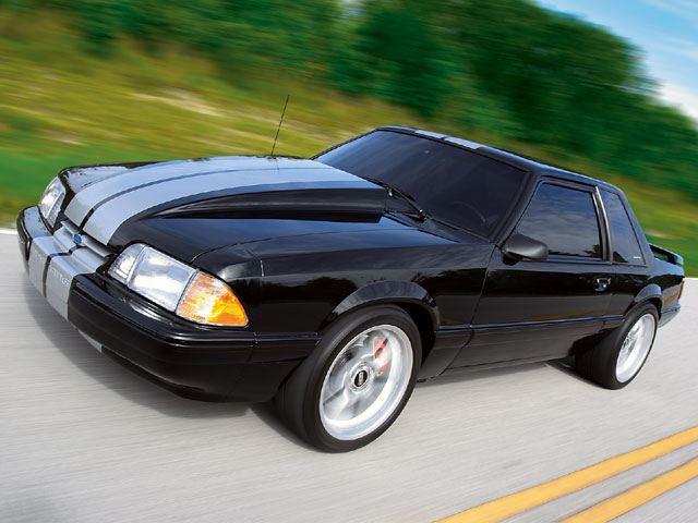 1992 Ford Mustang #10