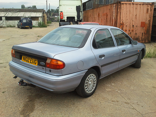 1995 Ford Mondeo #5
