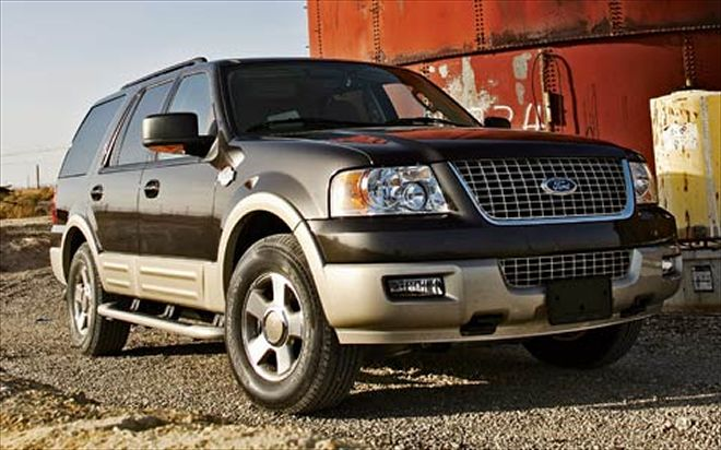 2006 Ford Expedition #11