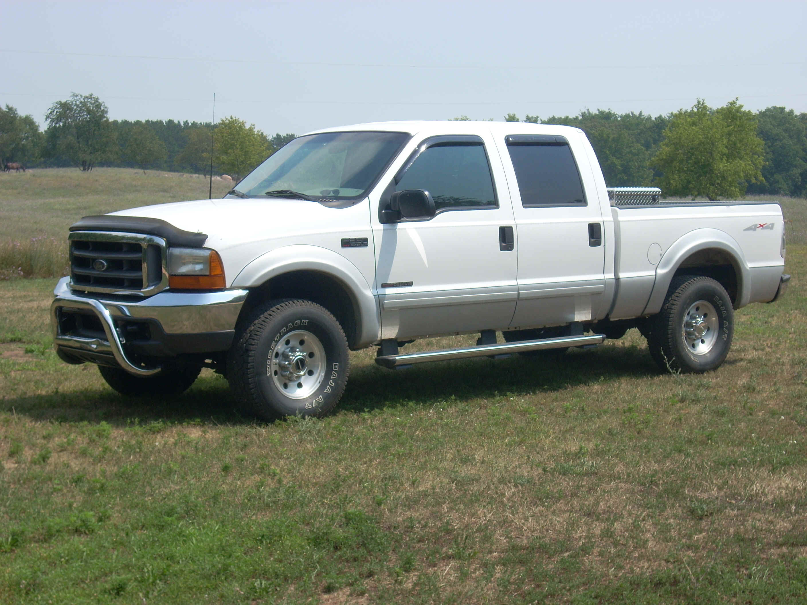 1999 Ford F-250 #1