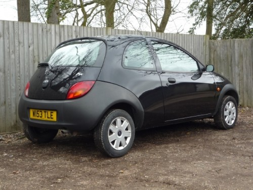 2000 Ford Ka Photos Informations Articles Bestcarmag Com