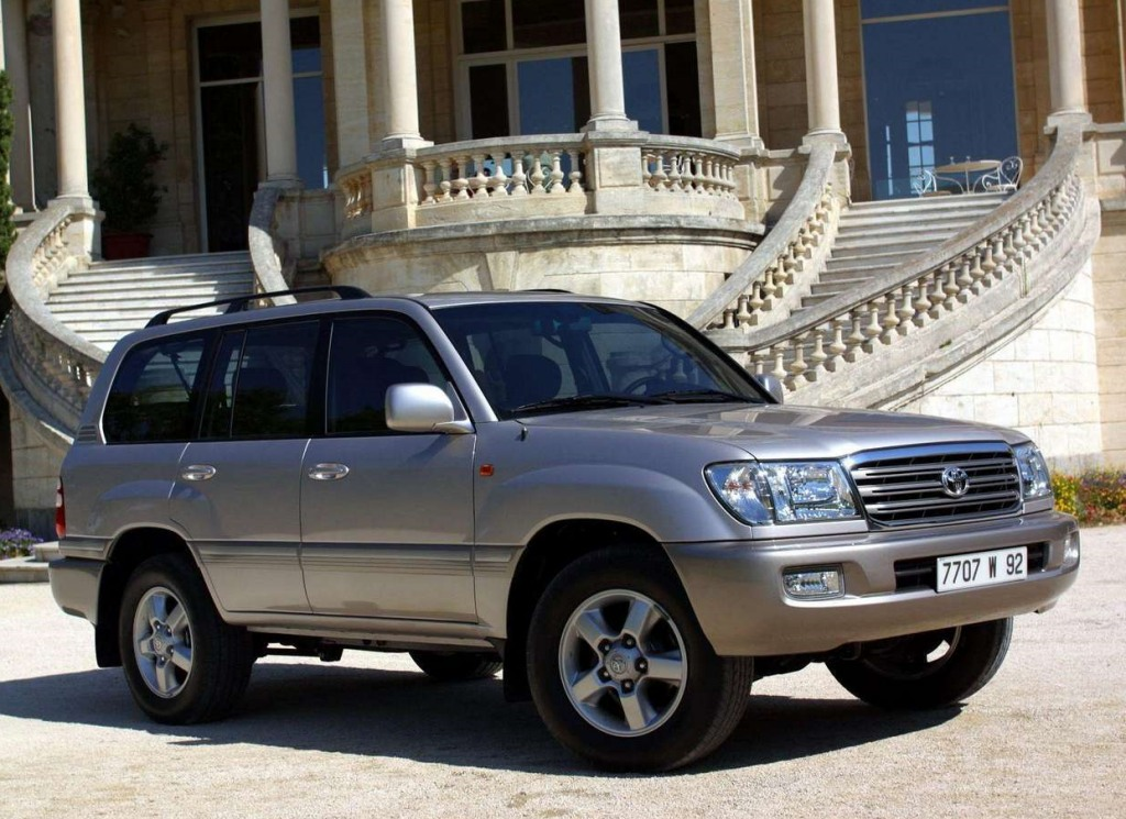 2007 Toyota Land Cruiser #11