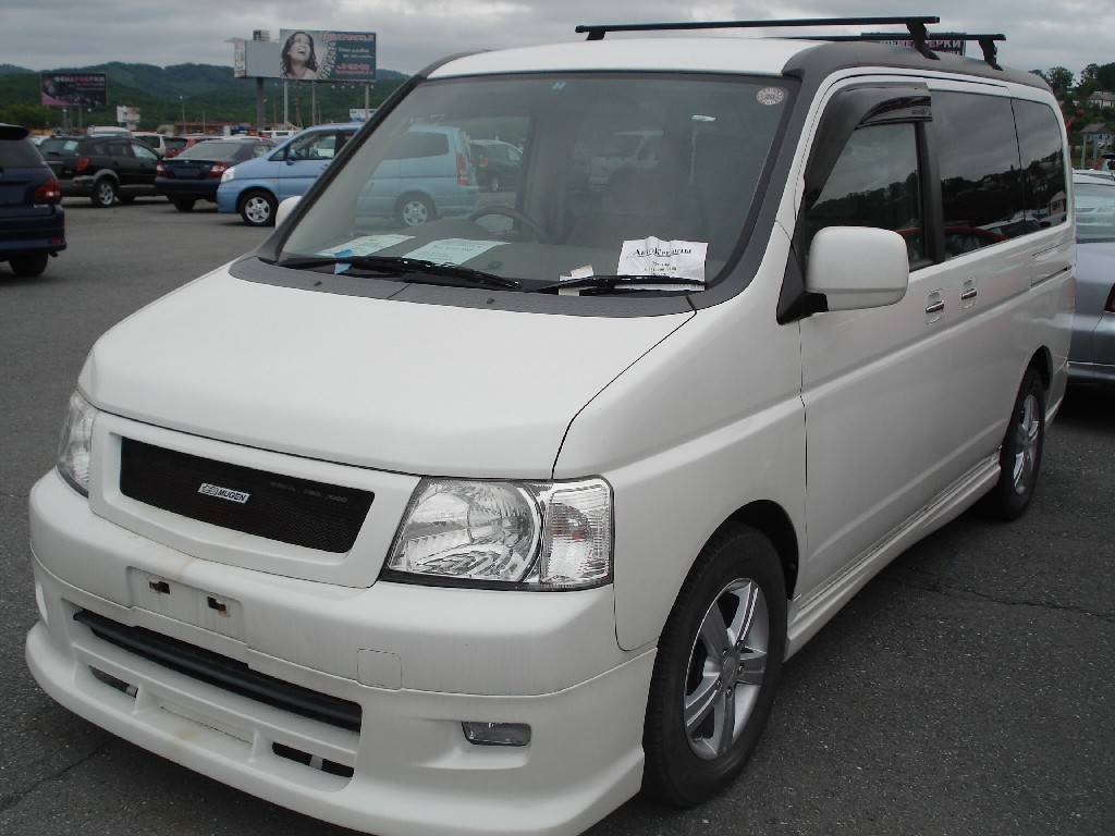 1997 Honda Step Wagon #9