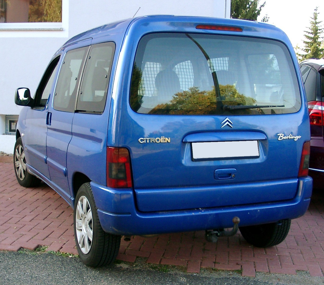 2007 Citroen Berlingo #4