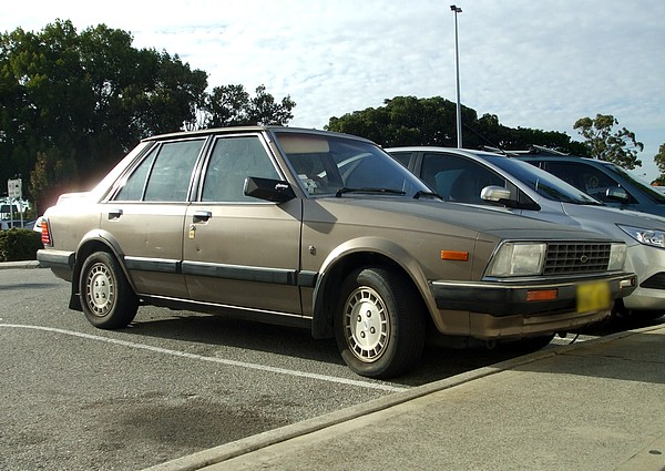 1982 Ford Meteor #1