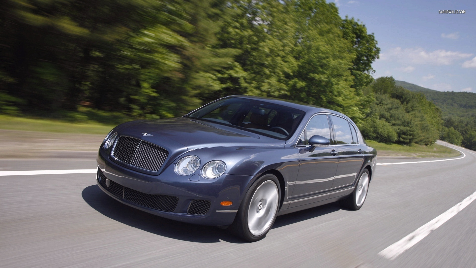 2013 Bentley Continental Flying Spur Speed #14