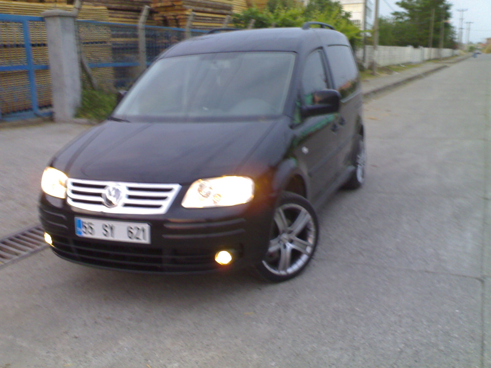 2006 Volkswagen Caddy #10