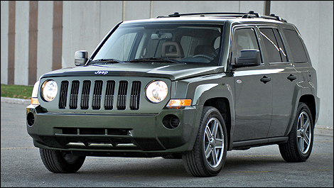 2009 Jeep Patriot #14