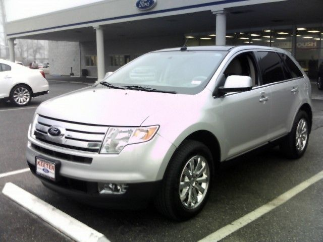 2009 Ford Edge Photos Informations Articles Bestcarmag Com