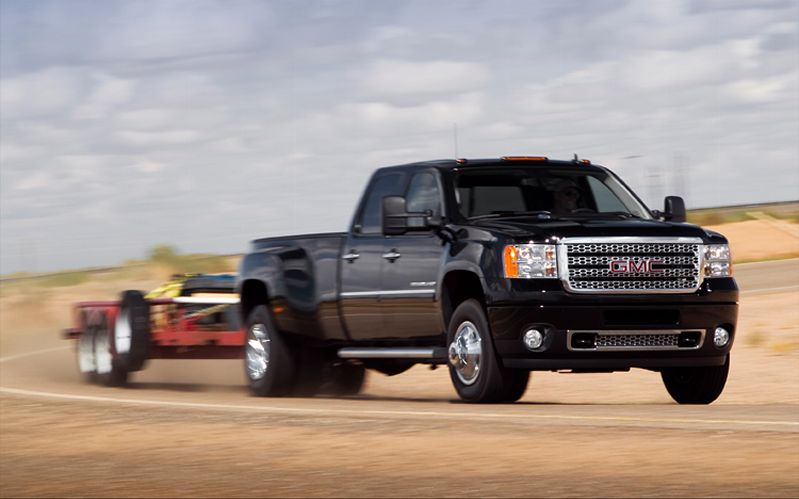 2011 GMC Sierra 3500hd #17