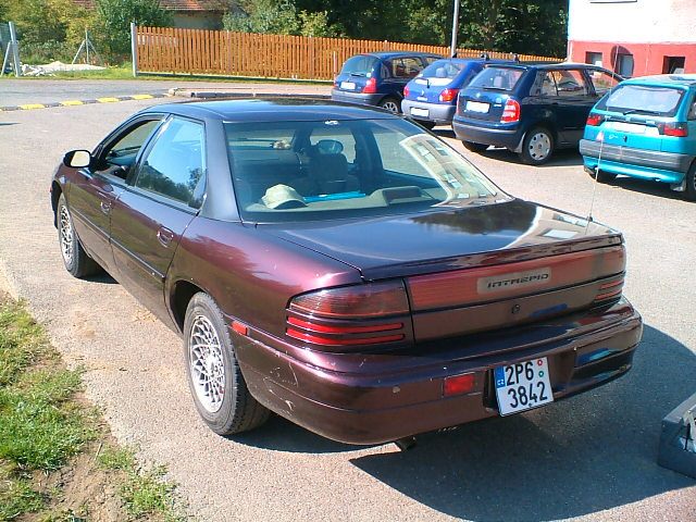 1994 Dodge Intrepid #14