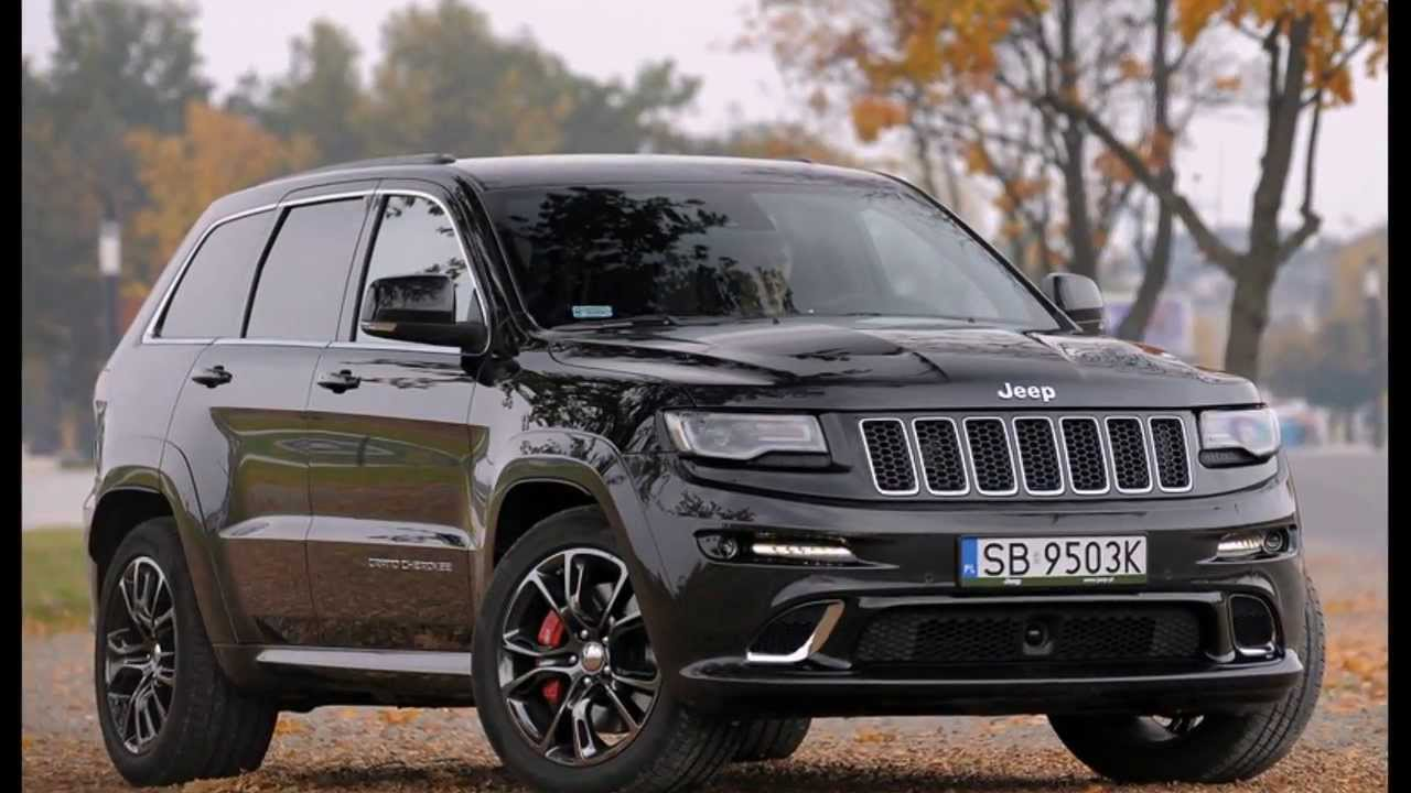 2015 Jeep Grand Cherokee Srt #7