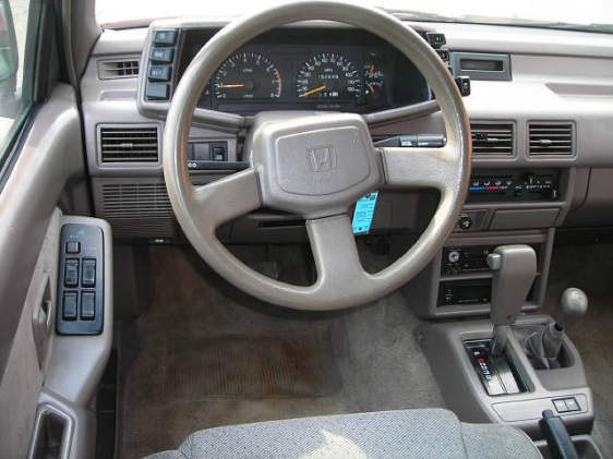 1994 Honda Passport #11
