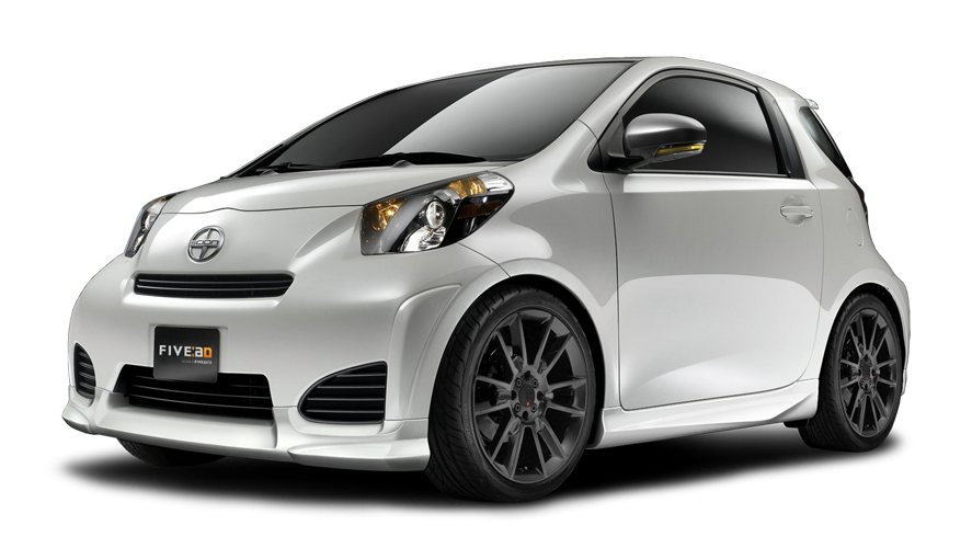 Scion Iq #12