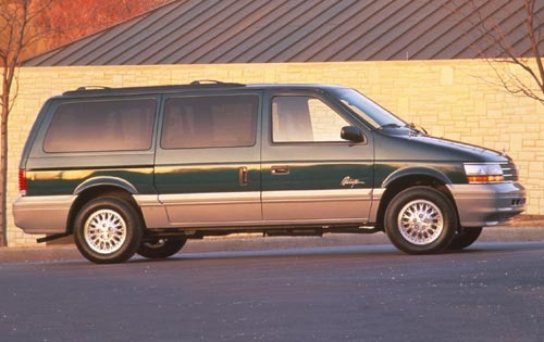 1992 Plymouth Grand Voyager #6