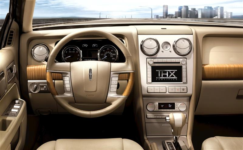 2009 Lincoln Mkz #11
