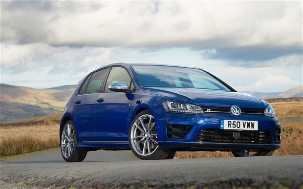 Volkswagen Golf R #5