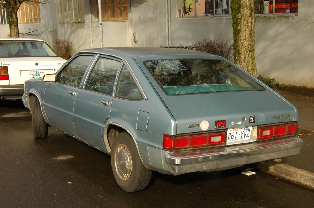 Chevrolet Citation #6