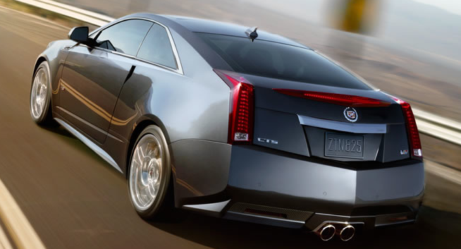 2013 Cadillac Cts-v Coupe #11