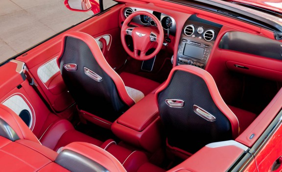 Bentley Continental Supersports Convertible #15