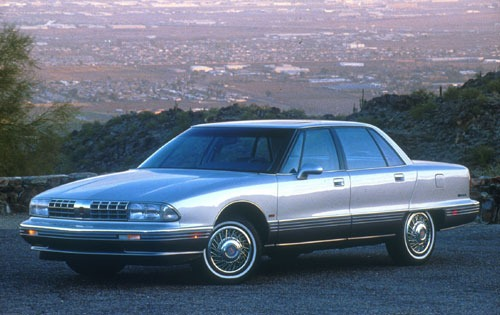 1993 Oldsmobile Ninety-eight #13