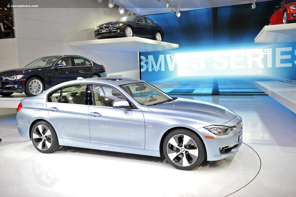 BMW ActiveHybrid 3 #10
