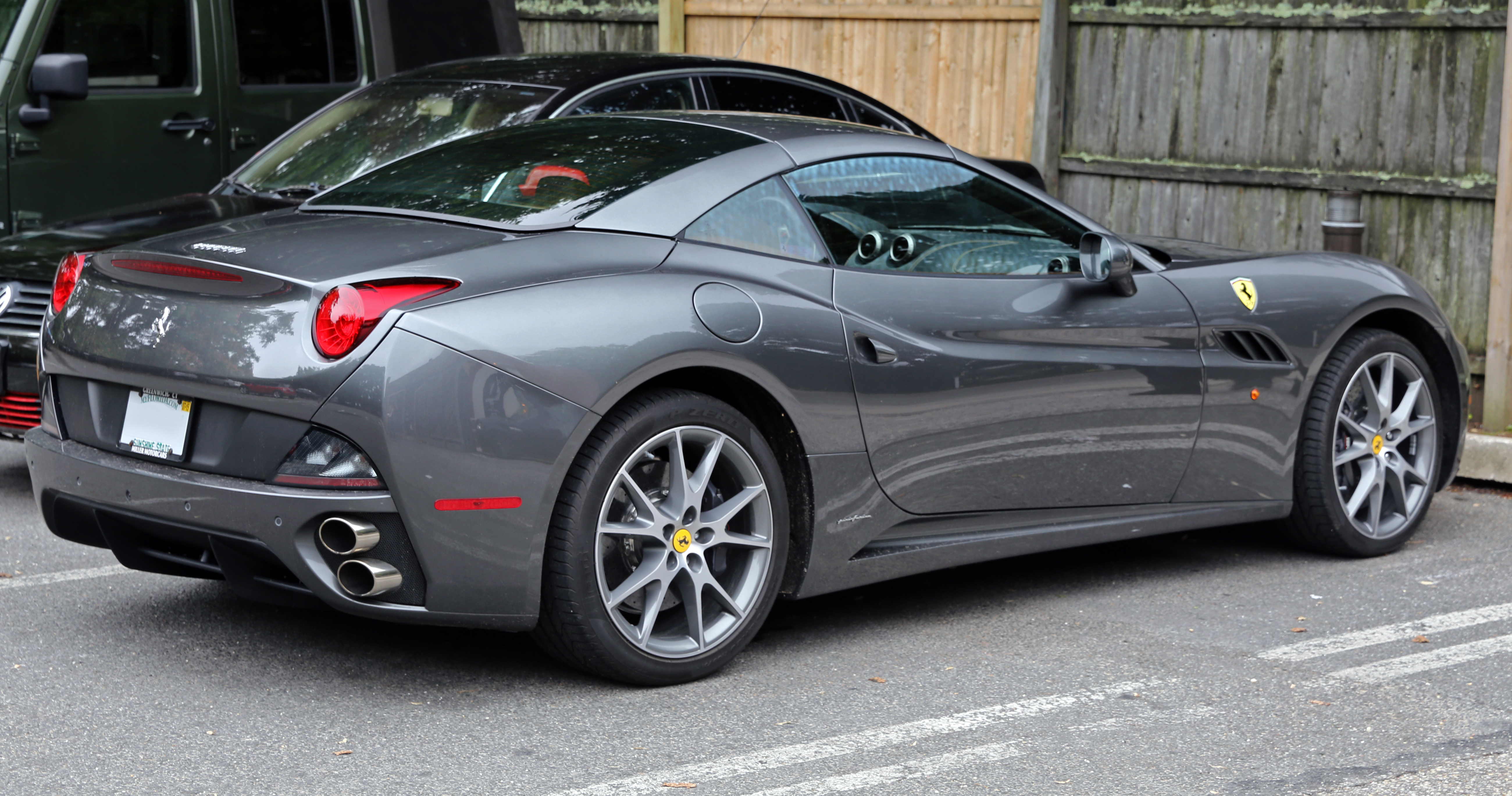 Ferrari California #9
