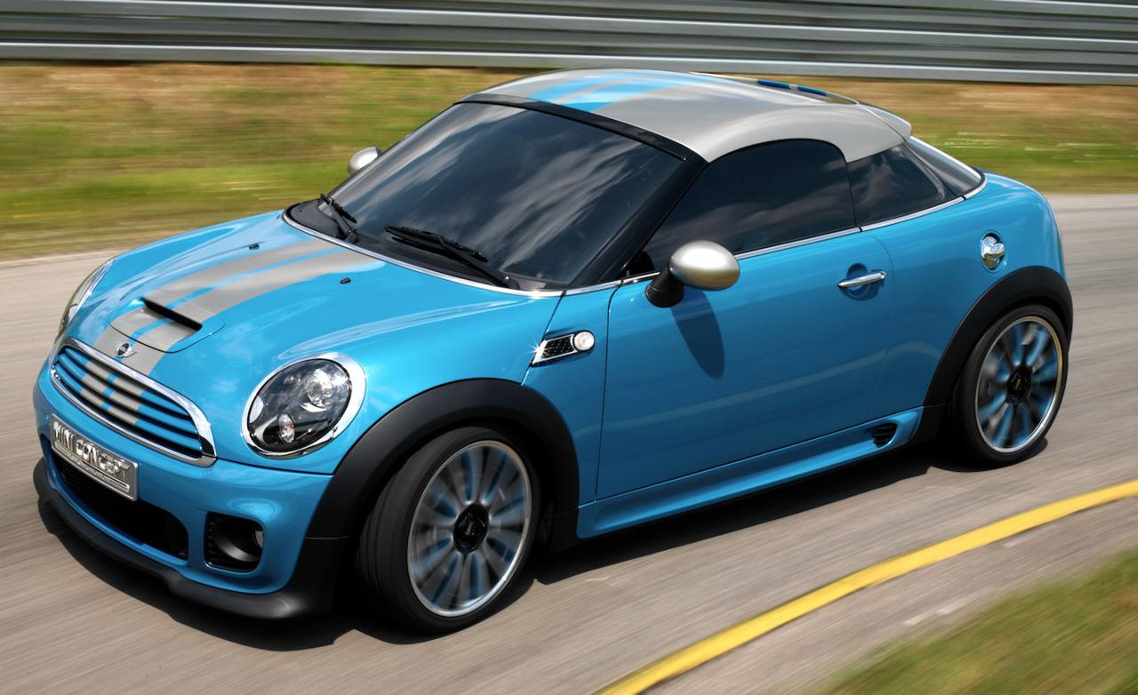 2013 Mini Cooper Coupe #10