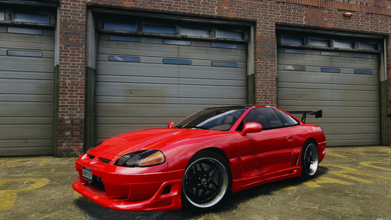 1996 Dodge Stealth #3