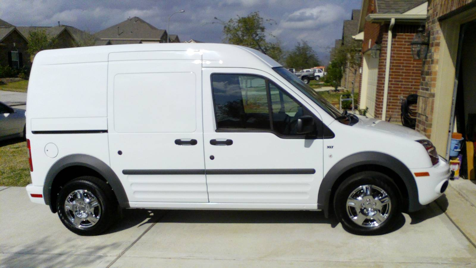 2012 Ford Transit Connect #6