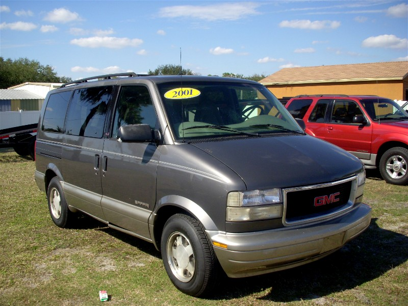 2001 GMC Safari #6