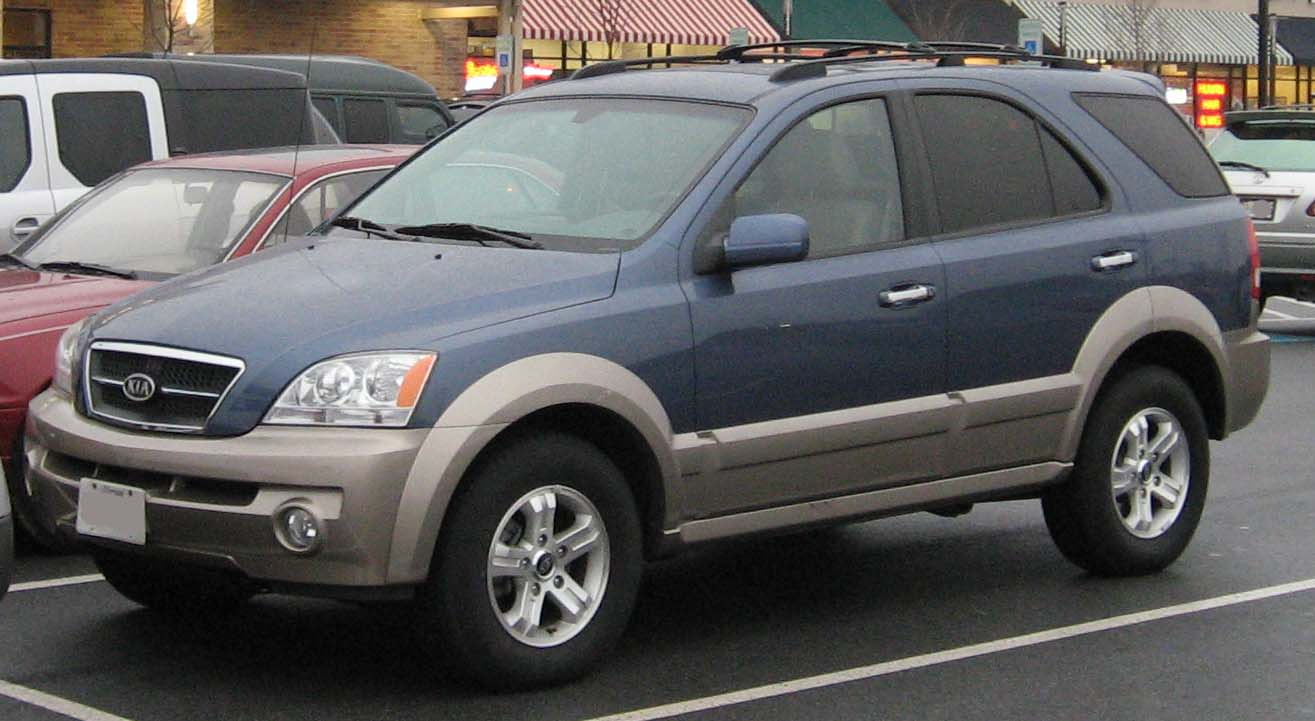 2003 Kia Sorento Photos Informations Articles