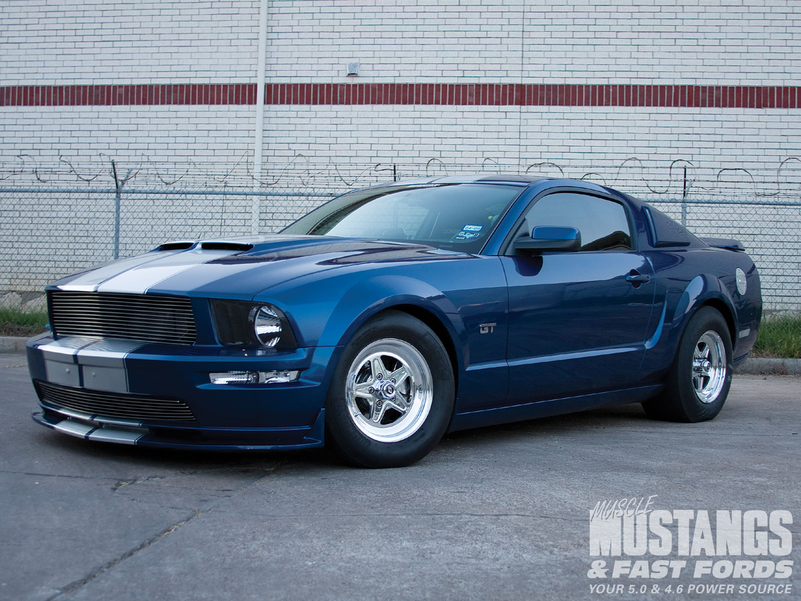 2007 Ford Mustang #2