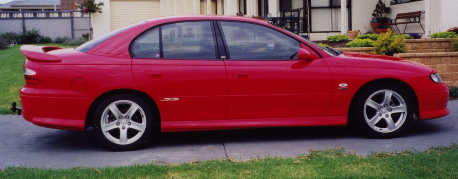 2000 Holden Commodore #9
