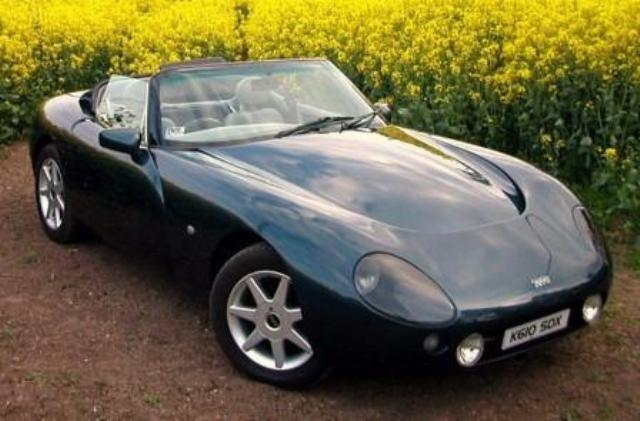 2002 TVR Griffith #1