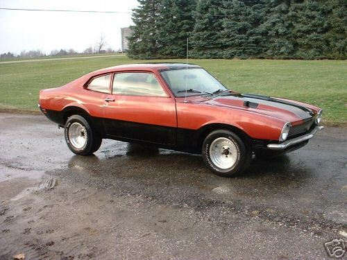 1970 Ford Maverick #5