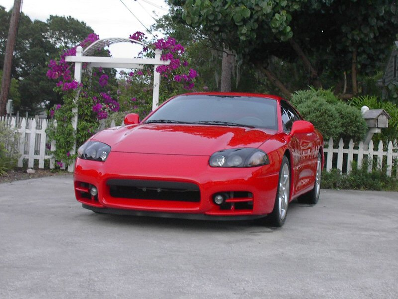 1996 Dodge Stealth #8