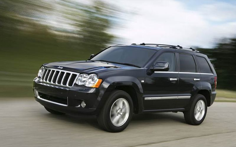 2009 Jeep Commander #9