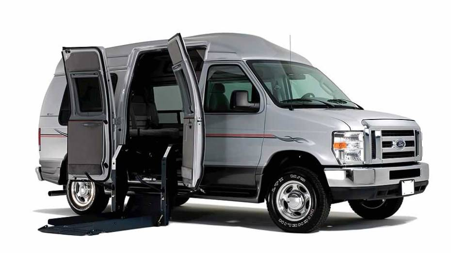2011 Ford E-series Van #5