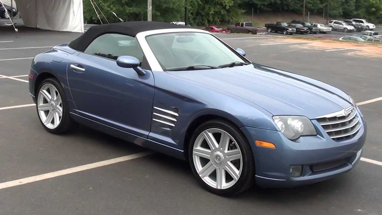 2005 Chrysler Crossfire #3