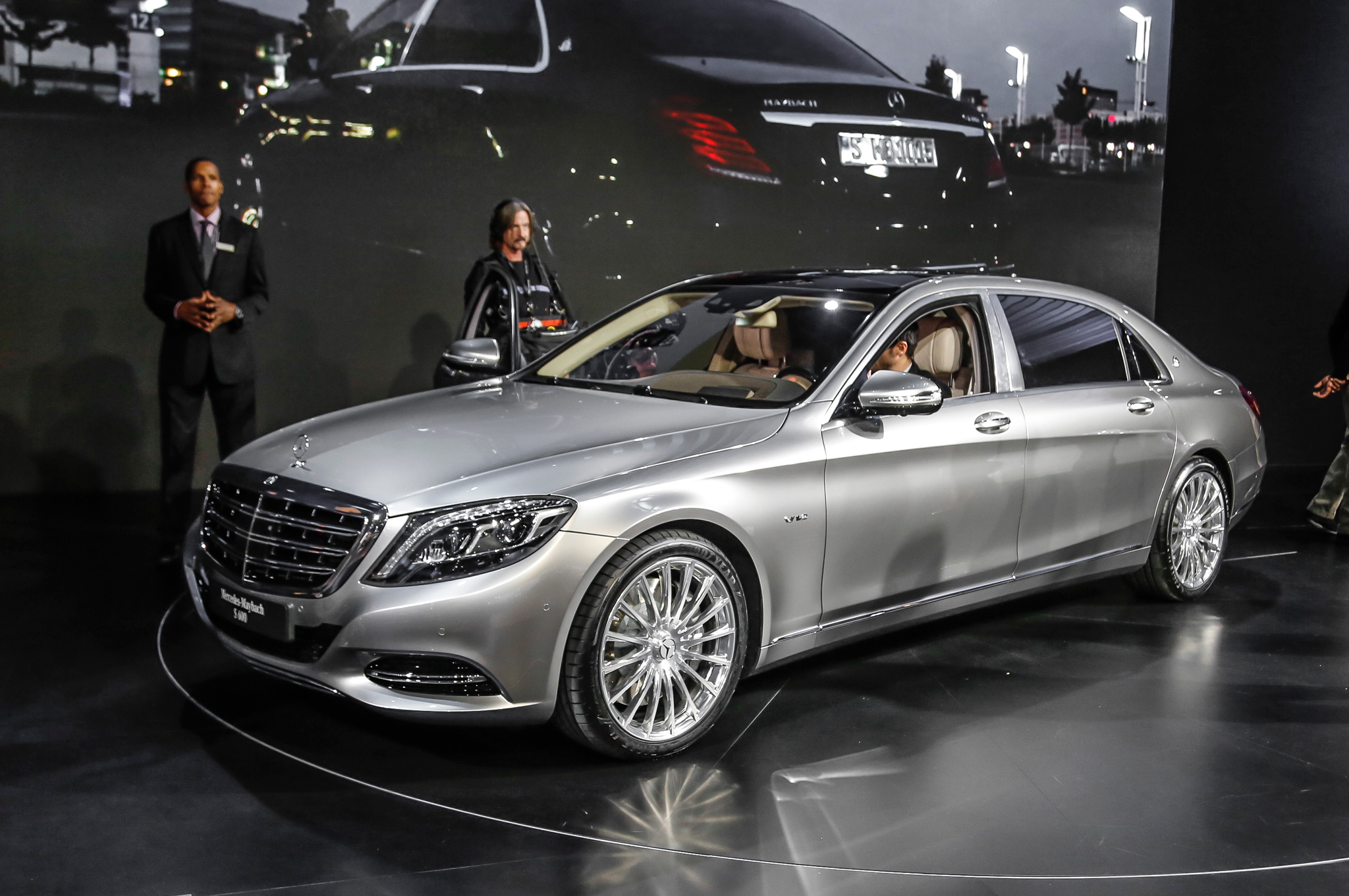 2016 Mercedes-Benz Maybach #13