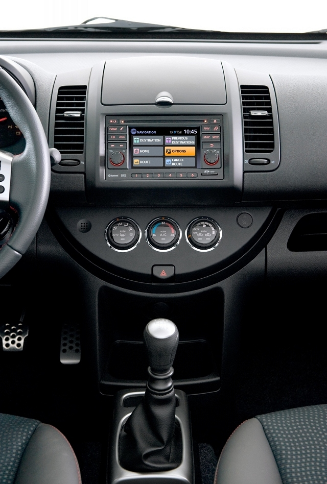 2009 Nissan Note #11