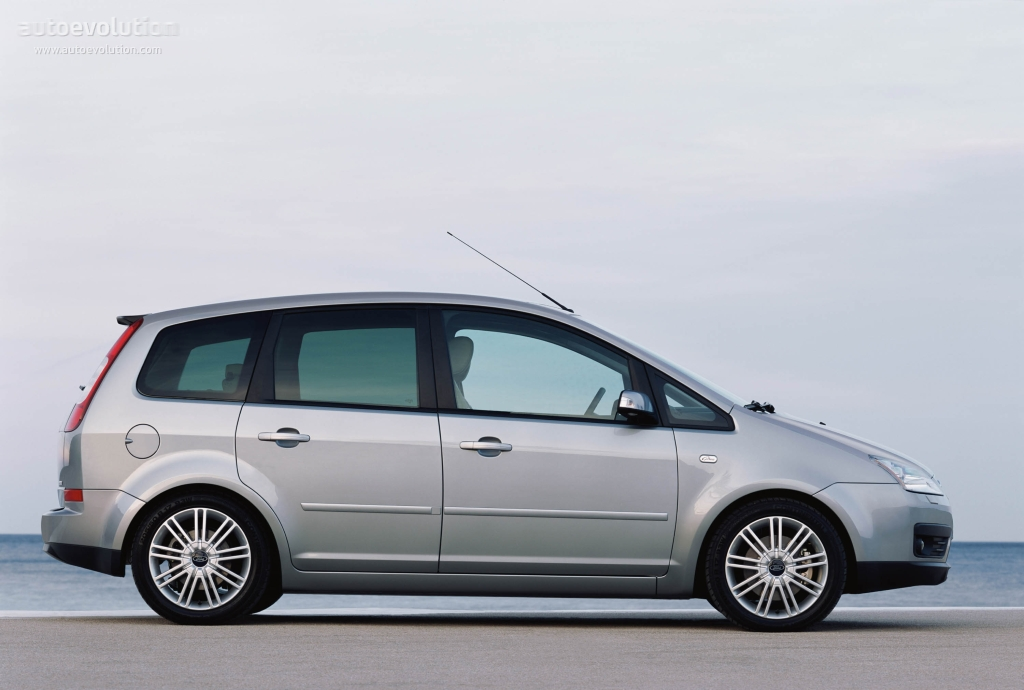 2007 Ford C-MAX #10