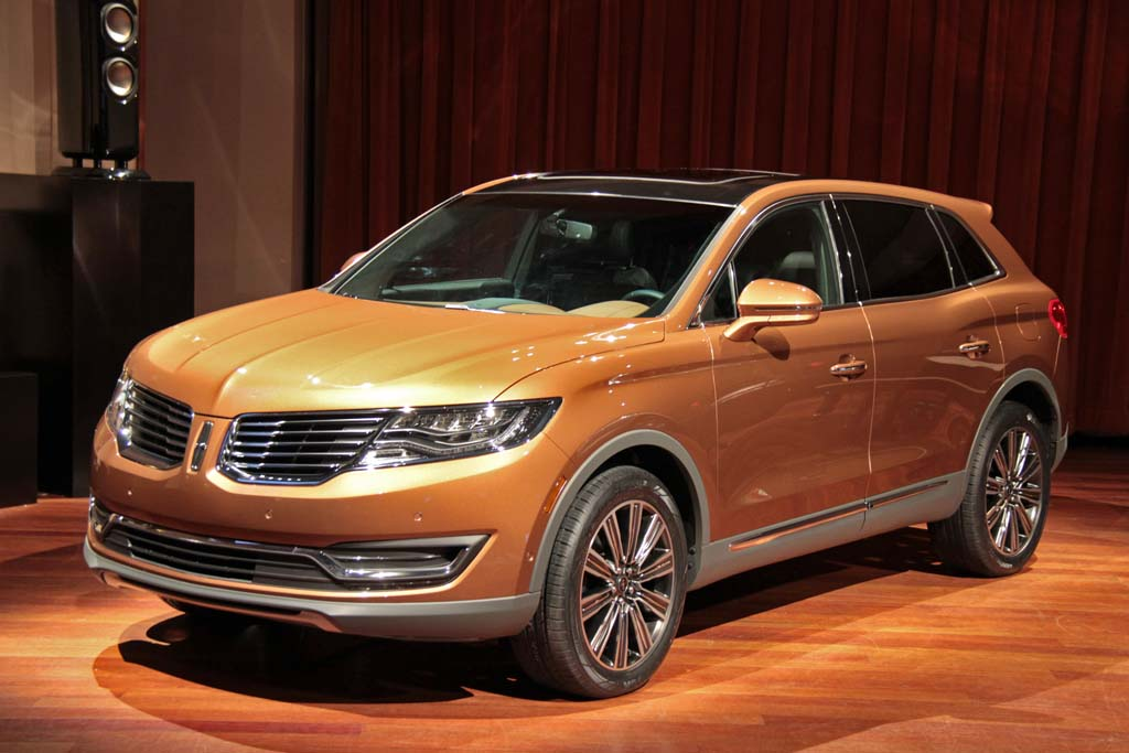 2016 Lincoln Mkx #15