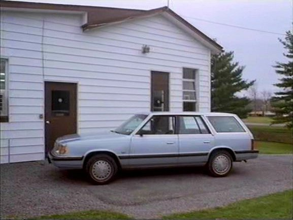 1985 Plymouth Reliant #16