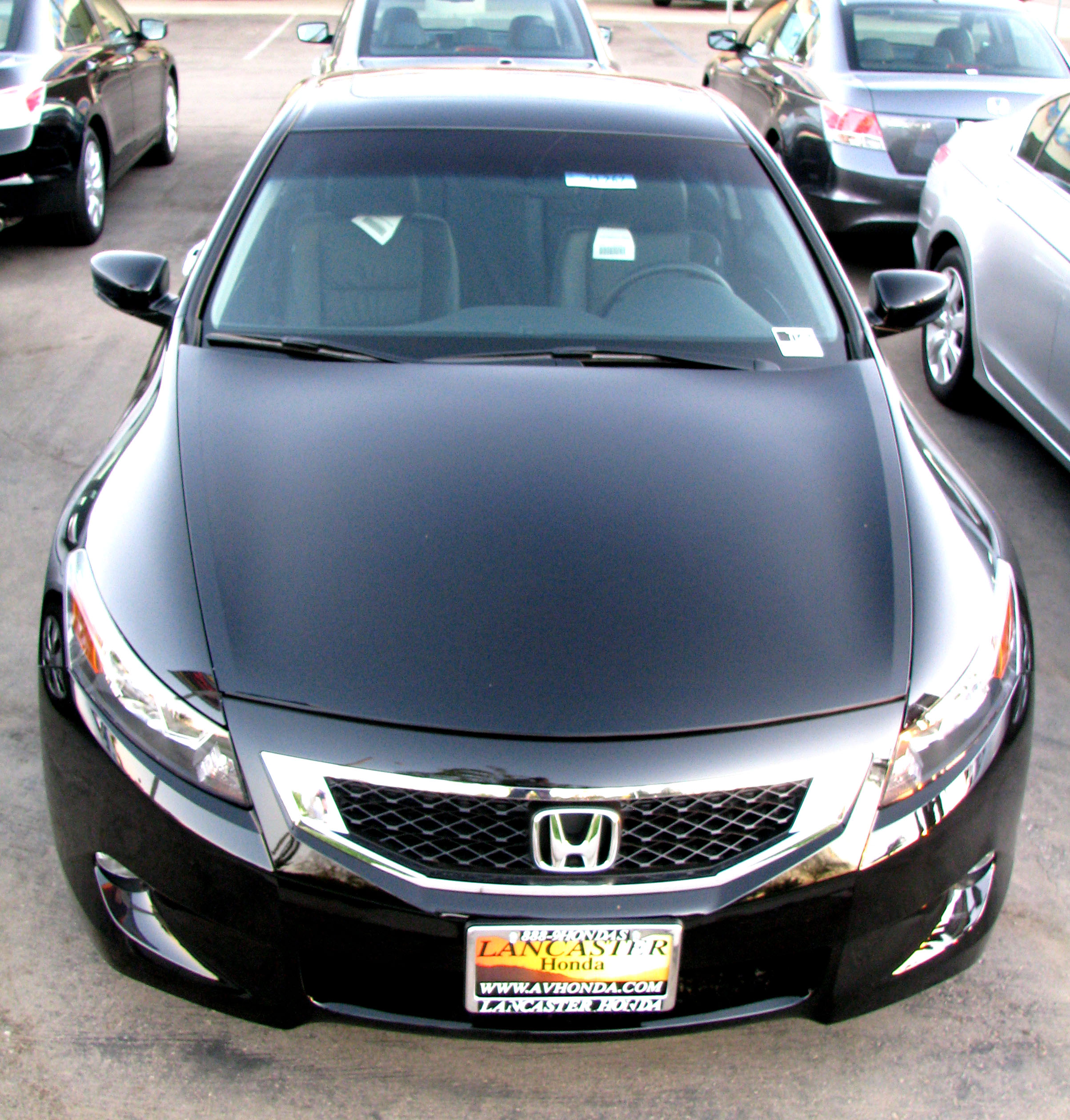 2009 Honda Accord #16