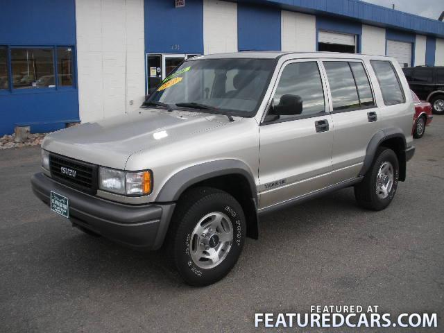1996 Isuzu Trooper #4