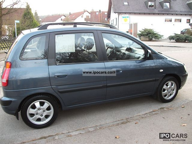 2001 Hyundai Matrix #6